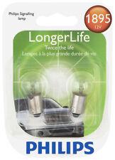 Instrument Panel Light Bulb-LongerLife - Twin Blister Pack Rear/Front PHILIPS