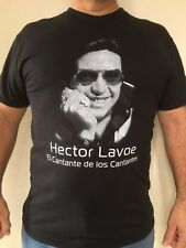 Hector Lavoe t shirt black M-L-XL