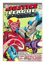 Justice League Of America 50 (Nm-) The Lord of Time, Movie 2017 (Ships Free) *