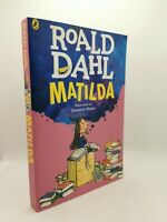 Matilda by Roald Dahl (Illustrated by Quentin Blake) 2016 Puffin Paperback