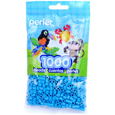 Perler Beads Fuse Beads for Crafts, 1000pcs, Turquoise