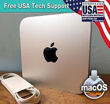 Apple Mac Mini Desktop Computer 2.5GHz i5 4GB RAM 500GB [2019 Catalina OS 10.15]