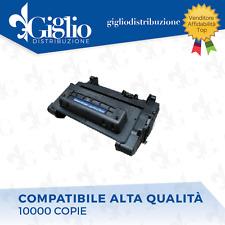TONER HP COLOR LASERJET CP3525 CM3530 CANON LBP7750C CE250X NERO 10000PAG COMPA