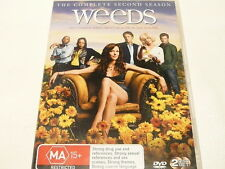 "WEEDS, COMPLETE SECOND SEASON, COMEDY DVD R4 ""watched once"" AUZ SELLER"