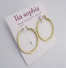 Earrings in Gold Rv$68 Lia Sophia Jewelry Standing Ovation
