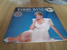 1987~Tammy Wynette~Anniversary~Twenty Years of Hits~Vinyl LP Album~Epic 450393-1