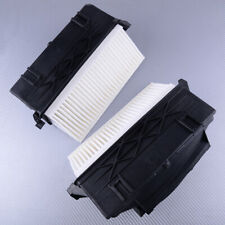 2x Air Filter fit for Mercedes GL350 ML350 S350 2012-2015 6420942304 6420942404