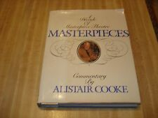 Awesome 1981 1st Edition book - A Decade of Masterpiece Theatre Masterpieces