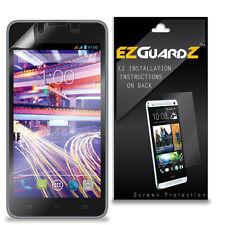 4X EZguardz Screen Protector Skin Cover Shield 4X For Posh Ultra 5.0 LTE L500A