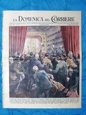 La Domenica del Corriere 18 gennaio 1948 Trieste - Antignano d'Asti - Olimpiadi