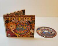 TriJinx: A Kristine Kross Mystery Jewel Case PC CD-Rom 2005 windows puzzle game