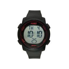 Orologio NIKE mod. SPORT WATCH ref. NK2001 DGT Uomo digital in gomma nero LCD