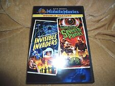 Invisible Invaders / Journey to the Seventh Planet (Midnite Movies Double Feat.)