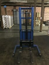Blue Giant Electric Forklift.