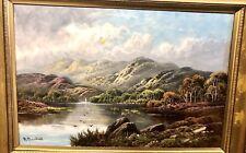 Roberto Angelo Kittermaster Marshall 1849- 1923 British Artist- Oil On Canvas