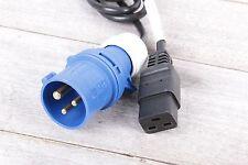 16 bis ceeform / COMMANDO a C19 Power Cable 2m UPS / server Sun APC