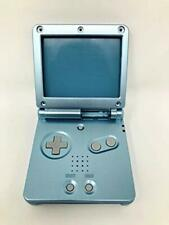 GBA SP Nintendo Game Boy Advance SP Housing Shell Screen Lens Pearl Blue