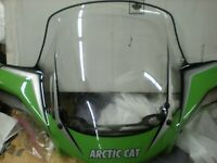2008 ARCTIC CAT 700 EFI TRV LE/CRUISER  QK CON WINDSHIELD KIT P#0436-979 #strg