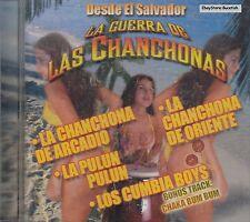 La Chanchona de Arcadio Los Cumbia Boys La Guerra De Las Chanchonas CD Sealed