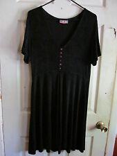 New York Style Little Black Dress Plus Size