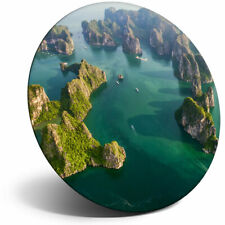Awesome Fridge Magnet - Halong Bay Vietnam Landscape Cool Gift #3339