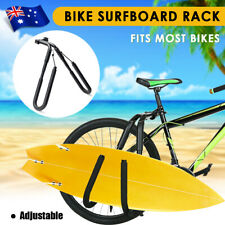 Longboard Bike Rack Australia Longboard Bicycle Carrier Rack Surfboard Bike Rack