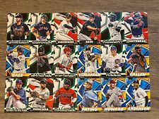 2021 TOPPS FIRE BASE / PICK YOUR CARD, COMPLETE YOUR SET