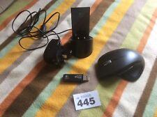 Mouse Láser Logitech MX Revolution Performance Inalámbrico Cargador USB Dongle en muy buena condición