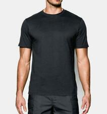 Under Armour, 1234237-465, Tactical Charged Cotton, Black