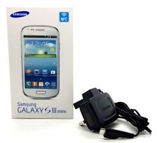 Samsung Galaxy Siii Mini S3 Mini White Empty Box And Charger Only No Phone