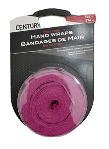 PINCK NIP CENTURY COTTON HAND WRAPS BANDAGES INNER GLOVE 108 in 274 cm