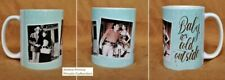 "James Arness Gunsmoke Marshal Dillon  2 Photo  ""Matt & Kitty "" Mug"
