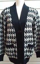Jh Collectibles Sweater Women's size S Cardigan Alpaca Blend Vintage
