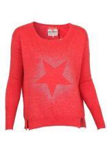 Damen-Pullover & -Strickware aus Viskose in Übergröße mit Sterne