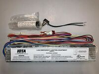 Iota I-232 Emergency Ballast for T8 or T12 120-277V FREE SHIPPING