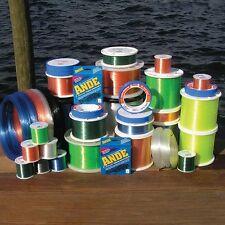 Ande Premium Monofilament 2 Lb. Spool-Pick your color & line class