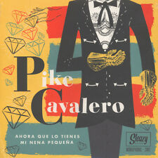 "Pike Cavalero - Latin Rockabilly (Vinyl 7"" - 2015 - UK - Original)"