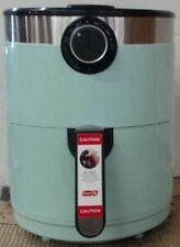 NEW OPEN BOX Dash AirCrisp Pro 3-Quart Air Fryer, Aqua $129.99