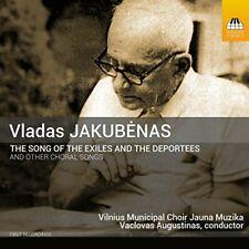 Vilnius Municipal Choir Jauna Muzika - The Song Of The Exiles [ [CD]