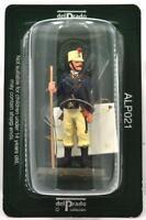 """SOLDADO DE JUGUETE ALPINO """" Artilleryman de montaña 1887 """" de PRADO ALP021"""