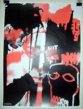 aelhra, Griot 2, Jean-Michel Basquiat, MINT, Signed, OBEY Shepard Fairey faile
