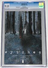 Wytches 1 CGC 9.8. Scott Snyder & Jock. Image Comics, 10/14.