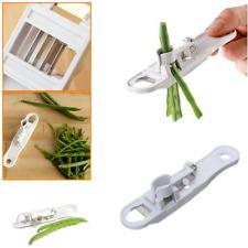 French Style Green Bean Vegetable Runner Cutter Slicer Stringer Peeler Remover