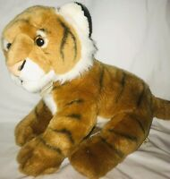 "Aurora World Miyoni Bengal Tiger 18"" Plush Realistic Stuffed Animal"