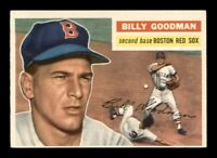 1956 Topps Set Break # 245 Billy Goodman EX-MINT *OBGcards*