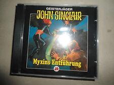 XXXX John Sinclair , Folge 46 , NEU , CD , Geisterjäger