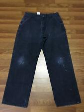 MENS 36 x 32 - Vtg Carhartt B11 Duck Industrial Distressed Work Pants Dungaree