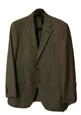 NWT Hickey Freeman 40R Suit in Sharkskin Worsted Wool