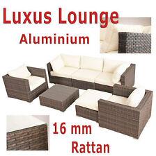Bis-6-Mehr-als-8 Garten-Garnituren & -Sitzgruppen aus Rattan