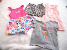 TODDLER GIRLS CLOTHING LOT 5 pc ~CARTER'S +~ 18-24 MONTHS